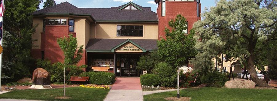 Golden Visitors Center